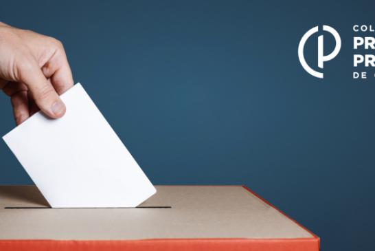 Elecciones en el Colegio de Profesores y Profesoras se realizarán este 25 de noviembre