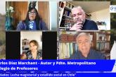"""Libro """"El Despertar de los Patipelados"""" es lanzado con exposiciones de docentes y del escritor Jorge Baradit"""