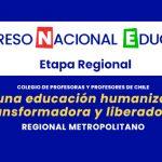Congreso Nacional de Educación – Etapa Regional