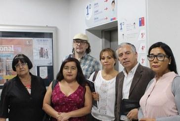 Carlos Díaz Marchant declara en favor de profesor Alvear despedido en Lo Espejo