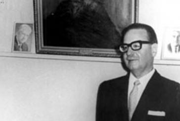 """Analizando al """"Allende Masón"""" se celebrarán los 109 años del nacimiento del ex Mandatario"""