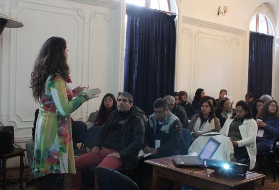 Capacitación para Tesoreros marcó una jornada de estudio para Comunales y Provinciales