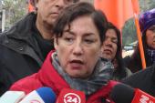 """La campaña """"No + despidos de profesores enfermos"""" suma el apoyo de la primera presidenciable: Beatriz Sánchez"""