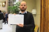 """Diputado Giorgio Jackson adhiere a campaña """"No + despidos de profesores enfermos"""""""
