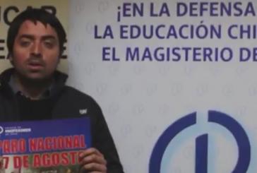 Videos virales llaman a marchar este jueves 17 durante el Paro Nacional del profesorado