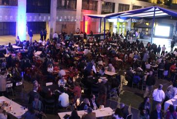 Más de mil profesores de la Región Metropolitana llenaron exitosa 'Fiesta del Profesor'
