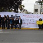 Regional Metropolitano solidariza con huelga legal de colegio en Peñaflor