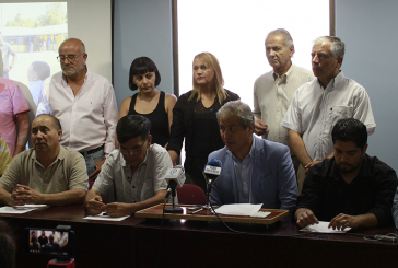 Luego de una jornada de movilización SLE de Barrancas vota retomar las clases este martes 6 de marzo