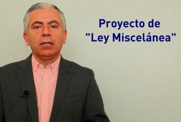 VIDEO: Pdte. Metropolitano del gremio explica cómo quedó proyecto de Ley Miscelánea enviada al Congreso