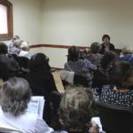 Concurrida asamblea del Depto. de profesores jubilados