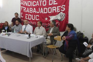Por sueldos aún impagos docentes del SLE Barrancas se suman al Paro Regional Docente