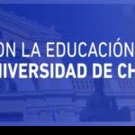 Convocatoria a cursos gratuitos y en línea de la Universidad de Chile para profesores