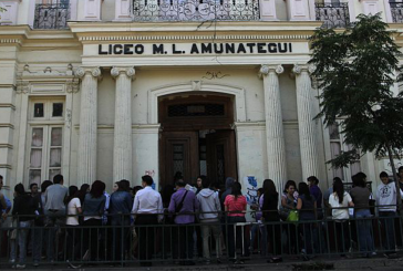 Comunicado de Docentes del Liceo Amunátegui