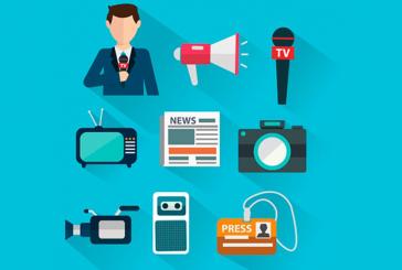 Saludo de los docentes a periodistas y dicho gremio en su día