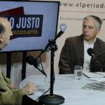 Presidente Metropolitano es entrevistado en El Periodista TV
