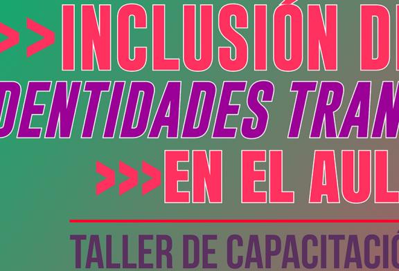 Curso sobre realidad Trans en el aula marcará Escuela de Verano 2019