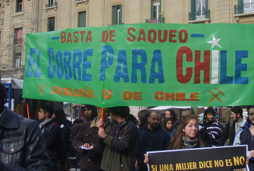Colegio de Profesores participa en foro por la renacionalización de cobre