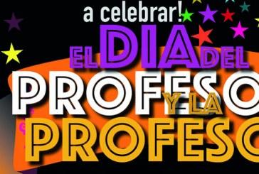Fiesta Día del Profesor y la Profesora