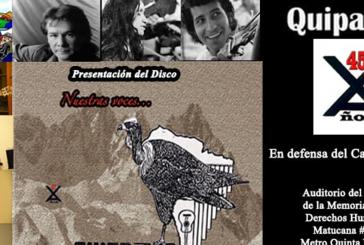 Show de Quipamán en Museo de la Memoria