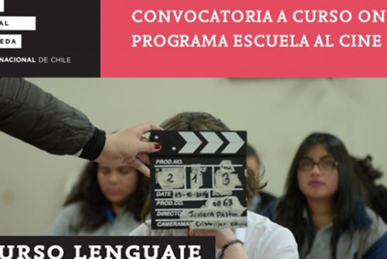 Cineteca Nacional ofrece capacitación en lenguaje y creación cinematográfica