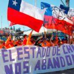 Solidaridad con trabajadores portuarios de Valparaíso