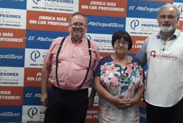 Dirigenta Metropolitana visita Fundación COANIQUEM
