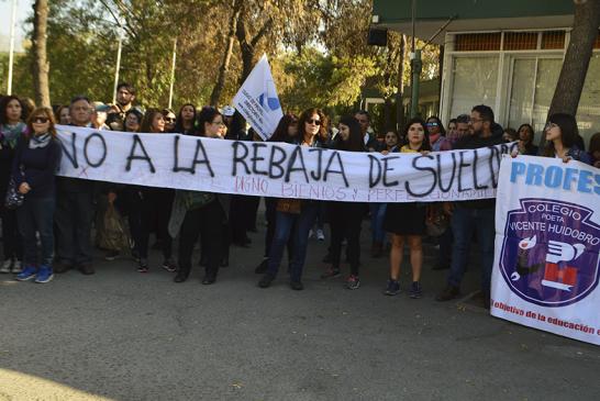 Paro en Lo Prado ante discriminación y malas condiciones laborales