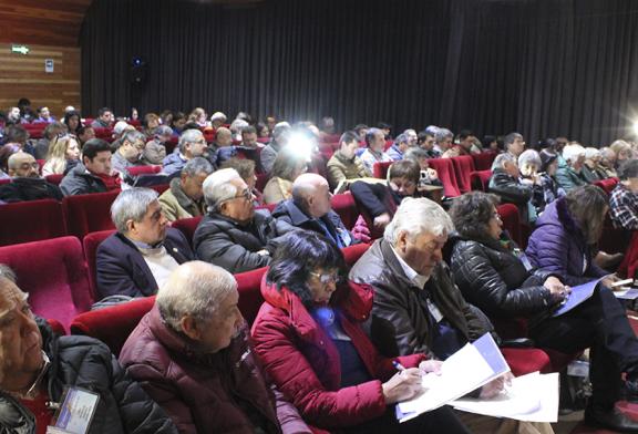 Asamblea Nacional del gremio define Paro indefinido