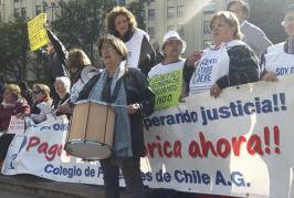 Bono y mejoramiento de pensiones para afectados de la Deuda Histórica: Gremio entrega propuesta a Mesa de trabajo