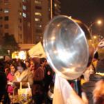 Cacerolazo masivo se escuchó en todo Chile