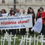Demandamos reinicio de Mesa por la Deuda Histórica con el Mineduc