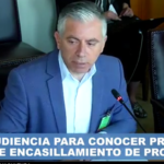 Pdte Metropolitano acude a Contraloría para solicitar intervención