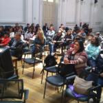 Escuela Sindical se desarrolló con gran asistencia en Museo de la Educación