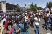 Marcha y entrega de carta a Seremi marcan jornada de protesta