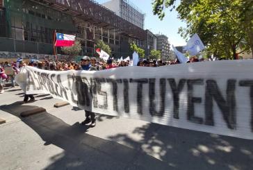Propuesta de Unidad Social: Una Nueva Constitución vía Asamblea Constituyente