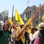Colegio de Profesores y Coordinadora NO + AFP piden renuncia de Piñera y Cubillos convocando a movilizaciones
