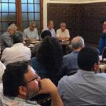 Gremios de Unidad Social se reúnen con partidos de oposición y desestiman diálogo con el Gobierno