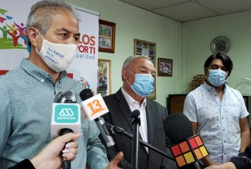 Mario Aguilar y Alcalde de Cerrillos anuncian que no se retornará a clases presenciales el 1 de marzo en esa comuna