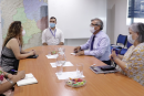 Nuevo directorio metropolitano inició diálogo con Seremi de Educación