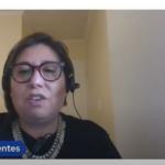 Paola Vásquez, pro tesorera, responde a Ministro Figueroa