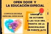 Gran marcha familiar en defensa de la escuela especial Open Door y la educación especial